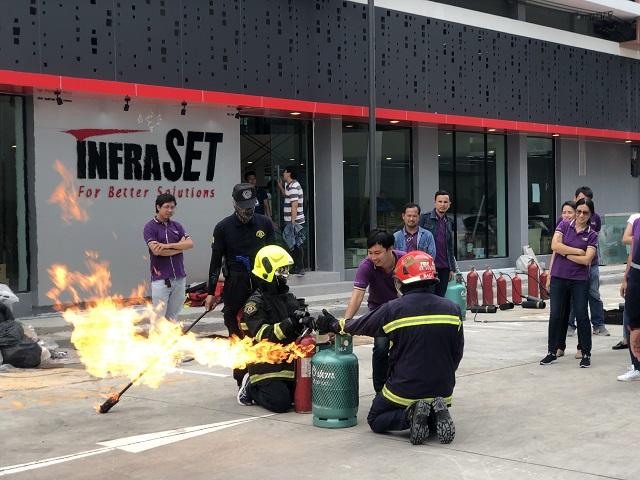 Infreset ซ้อมดับเพลิง 62_8